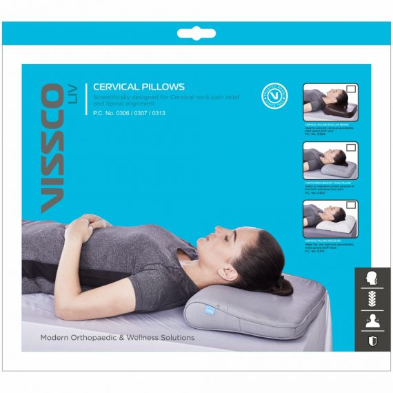 CERVICAL PILLOW – DELUXE1