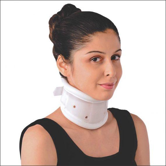 Vissco New Firm Cervical Collar Adjustable Height3