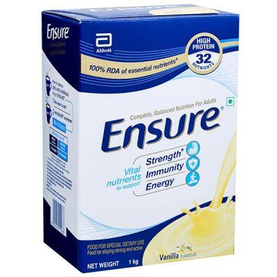 Ensure-Vanilla-Refill-Powder