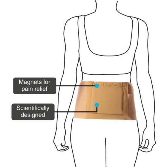 MAGNETIC BACK SUPPORT1