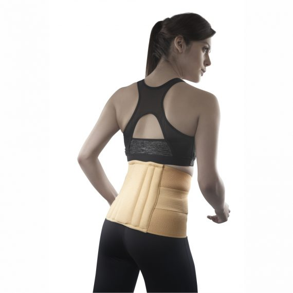 SACRO LUMBAR BELT (DOUBLE STRAP)