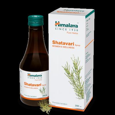 Shatavari-Syrup
