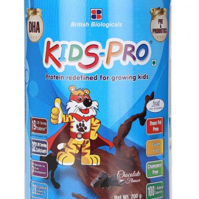 KIDS PRO CHOCO