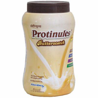 Protinules-Butterscotch